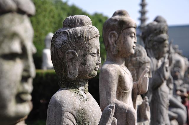 sochy buddhy