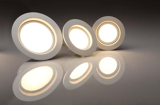 noderní osvětlení