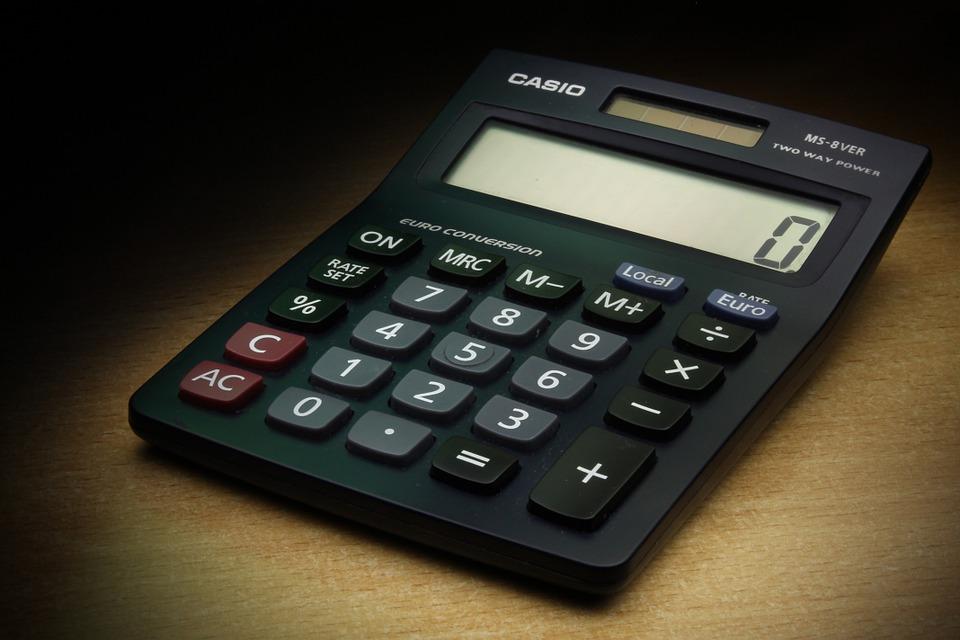 kalkulačka s nulou